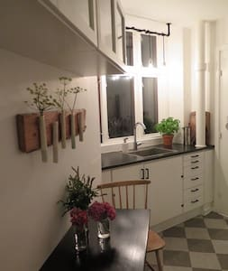 Charming apartment - Kopenhagen - Appartement