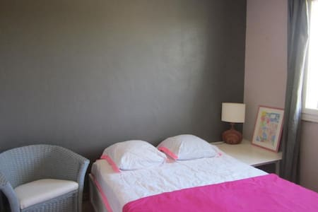 Chambre au calme avec vue sur les vignes - Frontignan La Peyrade - House