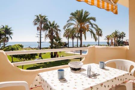 Lovely sea views on 1 st floor Las Mimosas DOSUL - Mijas