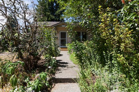 Historic South Capitol Neighborhood - Olympia - Maison