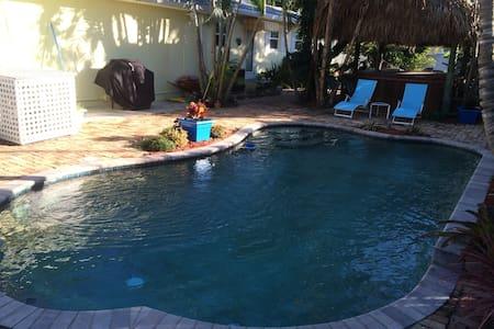 tropical paradise - 獨棟