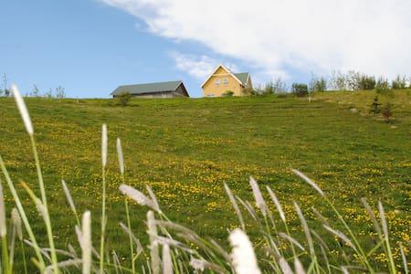 Room on Icelandic family farm - Skagafjorður