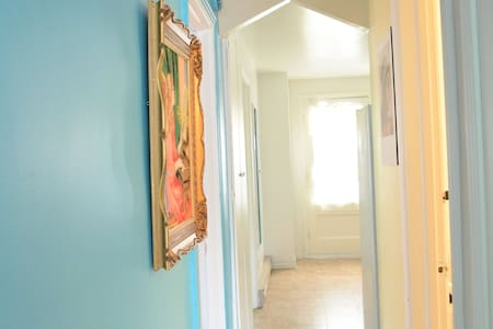 3 Parking 3 Bedrooms Whole Apartment - Montréal - Appartamento