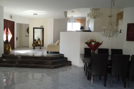 Luxury villa in the south of Israel - Meitar
