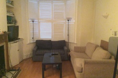 Big double room,garden, 2 bathrooms