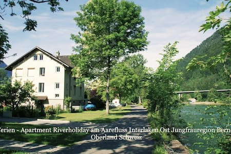 Holiday - Apartment Riverholiday Interlaken - Appartement