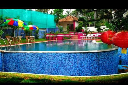 Pool Side Cottages Non.A/C - Villa