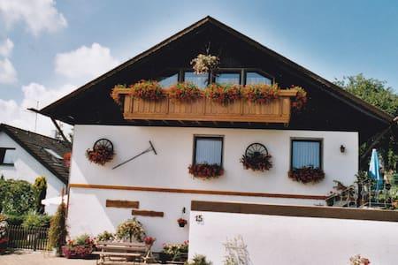 Schöne Ferienwohnung im Nord-Schwarzwald - Étage entier
