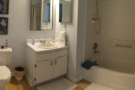 Room with VU, just off Hilton Head - Bluffton - Wohnung