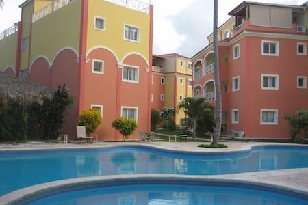 Residencial El Dorado, 1 BDR Apart. - Los corales - Wohnung