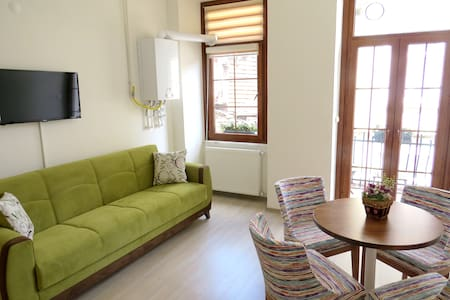 Istanberry - Sunshine Flats #04 (Terrace Suite) - Istanbul - Apartment