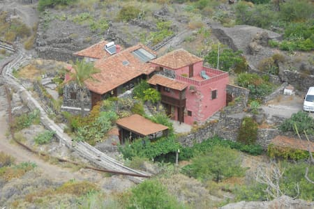 Casa canaria en entorno rural - Aripe - Bed & Breakfast