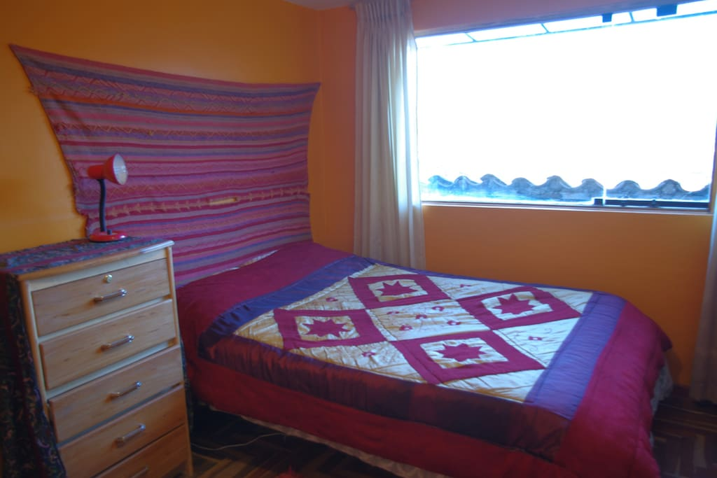 Your beautiful room