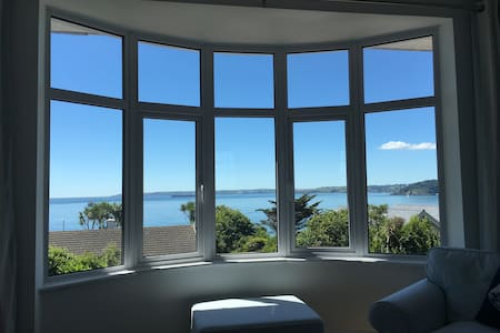 Lovely views from this newly finished apartment - Falmouth - Apartment