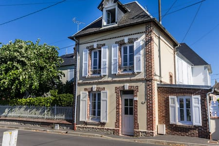 CABOURG - House 400m from the town - Huis
