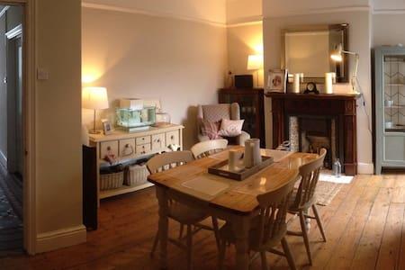 Elegant Cardiff double room
