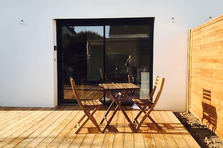 Studio Logoden, proche plage - Apartment