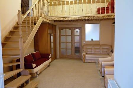 Dvoupodlažní byt v centru Užhorodu - Apartamento