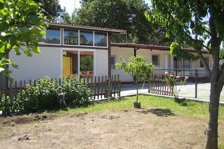 casa de campo cerca de Santiago - House