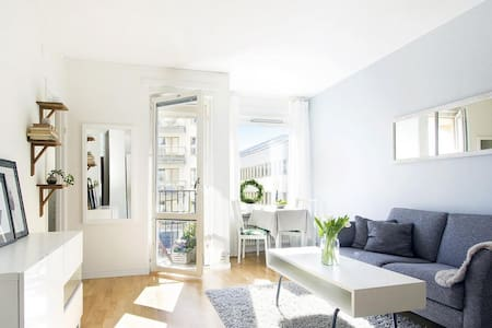 Cozy appartment with great location