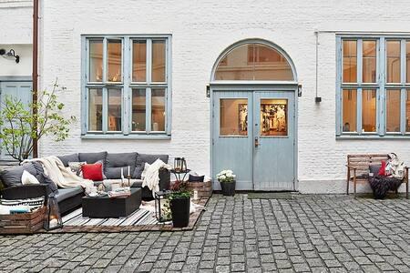 Studiolägenhet på Drottninggatan
