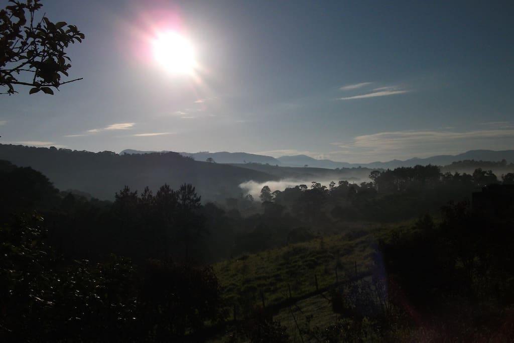 The beauty of  Sierra Mantiqueira