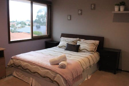 Charming bedroom for 2 - Endeavour Hills - Hus