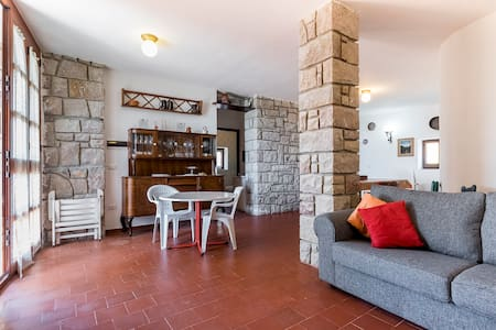 Sardegna sul Mare-p terra in villa  - Huoneisto