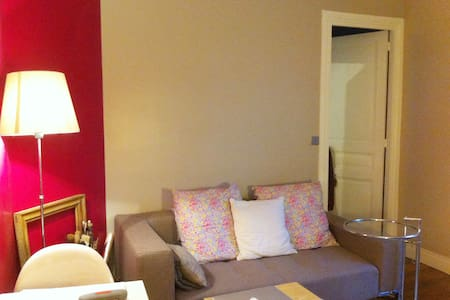 Very nice flat in Paris !