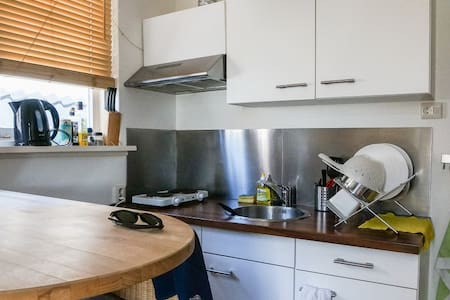 Studio with 1 bed and 1 sofabed - Rotterdam - Apartment