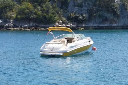 DayBoat escape from Split-Islands - Boat