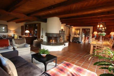 10 Bedroom Exclusive Swiss Property