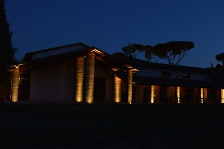 Fattoria Lucciano b&b camera matrim - Civita Castellana - Bed & Breakfast