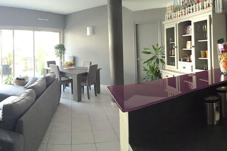 Quiet room - Albi town center - Albi - Lägenhet