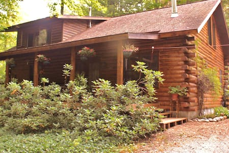 Your Own Room in a Charming Cabin! - Huis