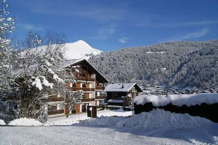 Charming Studio with Great View - Morzine - Wohnung