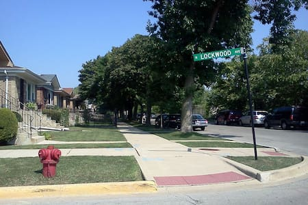 WholeHouse.3BR.Parking.CTA. LowCost - Chicago - House