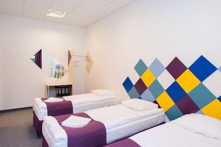 Cozy Triple Room in heart of Riga - Riga