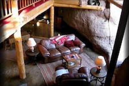 Moab 3 BR Rockhouse Cabin, Moab - Moab - Earth House