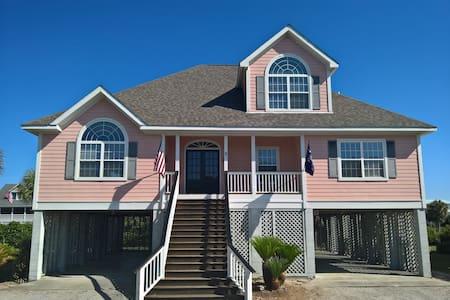4Bd Beach House - Military discounts! - Haus
