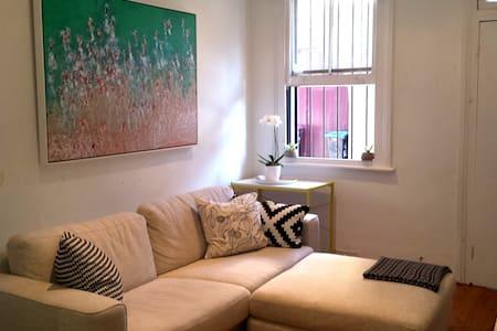 2 Bedroom Paddington Terrace