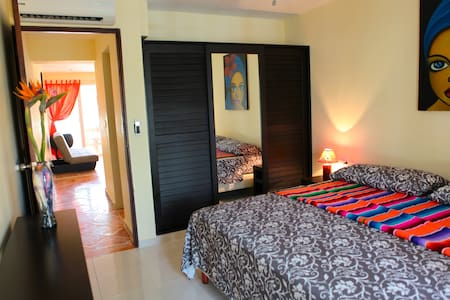 Affordable luxury in Playa Carmen - Playa del Carmen - Apartment