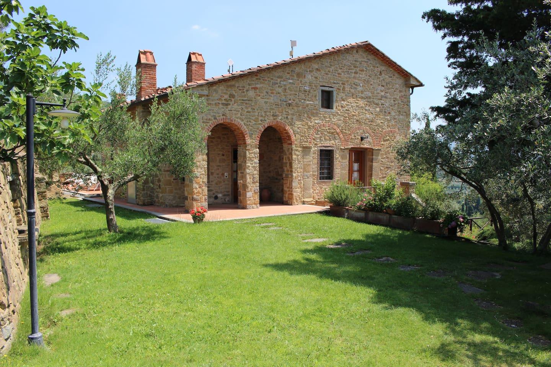 Villa Panichi your Tuscany holidays
