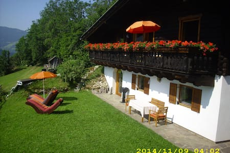 ALMHAUS  auf 1300 m - Krems - Apartemen