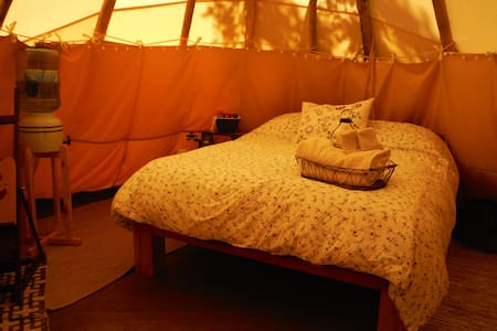 Four Winds Tipi - White Salmon - Tipi
