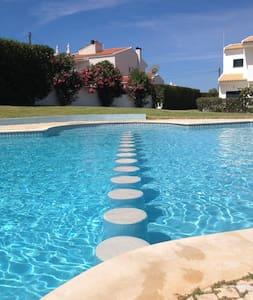 Albufeira House Garden Pool BBQ - Casa
