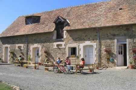 Chambres d'Hôtes Sarthe - Rouperroux-le-Coquet