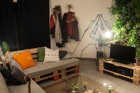 Manufacture du paysage - Appartement