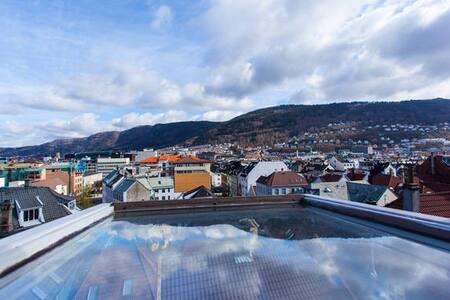 Cozy Apartment, Great Location! - Bergen