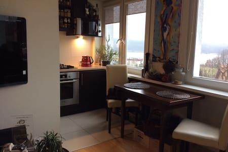 Mieszkanie na wakacje nad jeziorem - Apartment